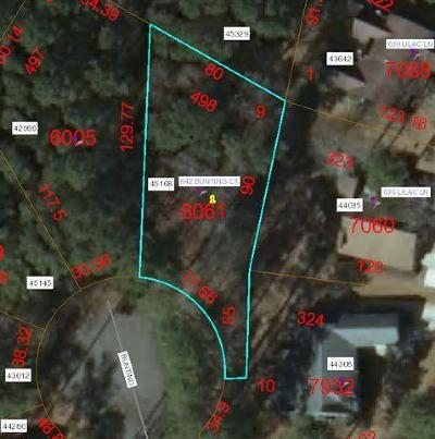 Residential Lots & Land For Sale: 642 Bunting Court