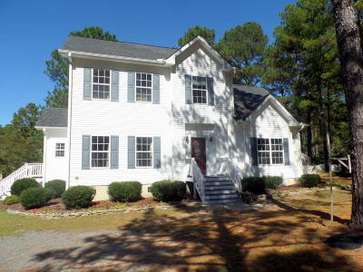 Whispering Pines Single Family Home For Sale: 235 Pine Ridge Drive