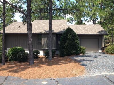Pinehurst NC Condo/Townhouse For Sale: $133,000