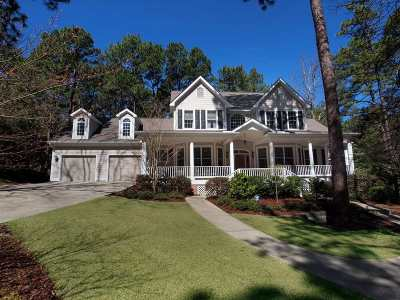 Southern Pines Single Family Home For Sale: 210 Grove Road