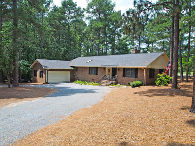 Foxfire Single Family Home For Sale: 1 Buckhorn Road