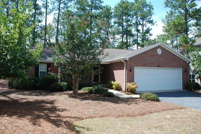 Pinehurst Single Family Home Active/Contingent: 105 Winchester Road