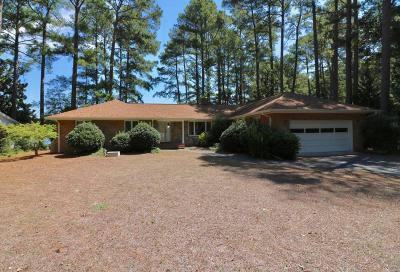 Whispering Pines Single Family Home Active/Contingent: 110 S Lakeshore Drive
