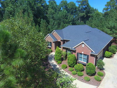 Moore County Single Family Home For Sale: 16 Pomeroy Drive