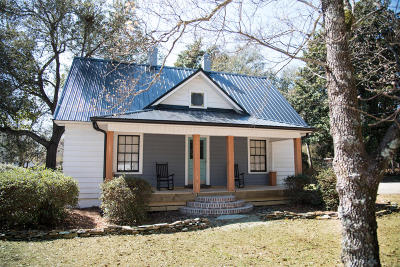 Southern Pines Single Family Home For Sale: 280 W Iowa Avenue