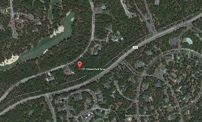 Forest Creek Residential Lots & Land Active/Contingent: 121 Chesterfield Drive