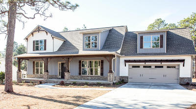 Pinehurst Single Family Home For Sale: 1155 Monticello Drive