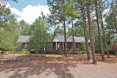 Pinehurst Single Family Home For Sale: 24 Juniper Creek Boulevard