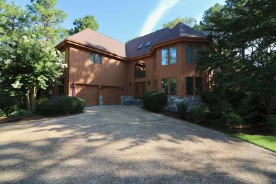Pinehurst NC Single Family Home For Sale: $585,000