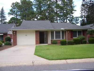 Pinehurst NC Single Family Home Sold: $170,000