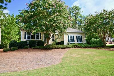 Pinehurst, Raleigh, Southern Pines Single Family Home Sold: 137 Steeplechase Way