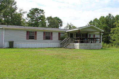 Cameron Single Family Home For Sale: 528 Ponderosa Rd