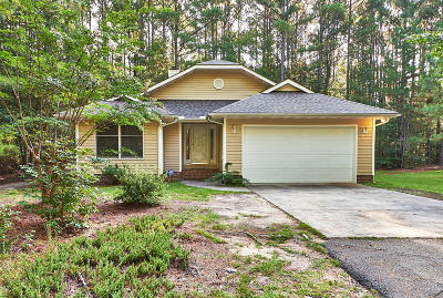 Vass NC Single Family Home For Sale: $175,000