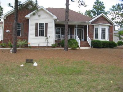 Pinehurst No. 6 Single Family Home For Sale: 128 Sakonnet Trail