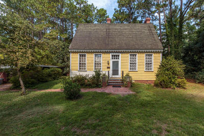 Southern Pines Single Family Home Active/Contingent: 440 Midland Rd.