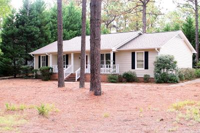 Moore County Rental For Rent: 5 Winchester Road