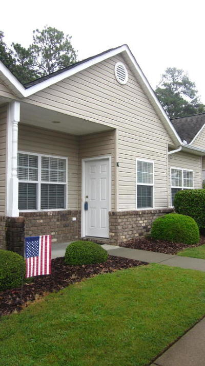 Southern Pines Condo/Townhouse For Sale: 101 E Rhode Island Avenue #K