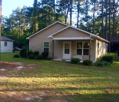 Southern Pines Single Family Home For Sale: 1490 W Pennsylvania Avenue #Ext