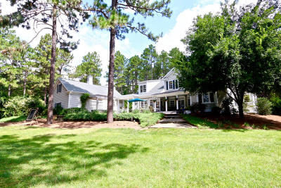 Pinehurst Single Family Home For Sale: 655 Lake Dornoch Drive
