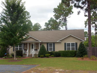 Pinebluff Single Family Home For Sale: 166 Capel Drive