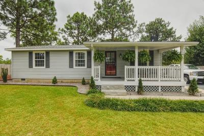 Aberdeen Single Family Home For Sale: 740 Pinebluff Lake Rd