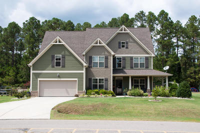 Whispering Pines Single Family Home For Sale: 14 Spearhead Drive