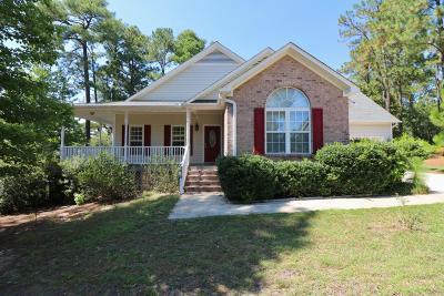 Pinehurst No. 6 Single Family Home Active/Contingent: 274 Juniper Creek Boulevard
