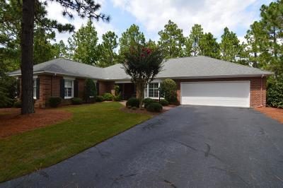 Southern Pines Condo/Townhouse For Sale: 54 Heyward Pl