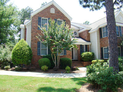 Southern Pines Condo/Townhouse For Sale: 1221 Sandmoore Drive
