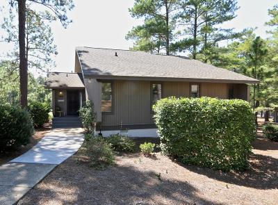 Pinehurst NC Condo/Townhouse For Sale: $142,500