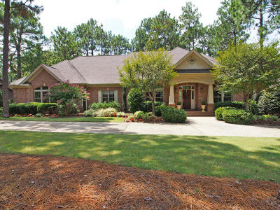 Pinehurst NC Single Family Home For Sale: $515,000