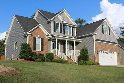 Cameron Single Family Home For Sale: 561 Spring Flowers Dr