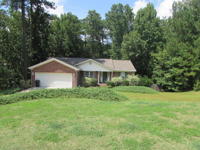 Southern Pines Single Family Home For Sale: 316 Broadmeade Drive