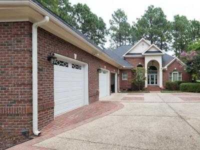 Pinehurst NC Single Family Home For Sale: $825,000