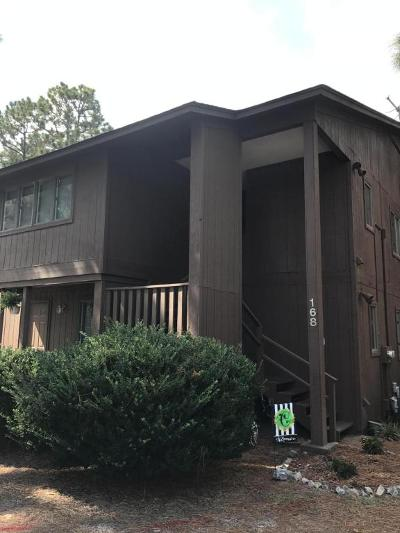 Southern Pines Condo/Townhouse For Sale: 168 Fairway Avenue #502