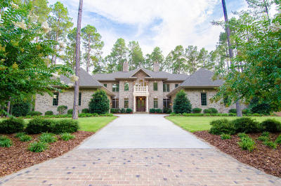 Pinehurst NC Single Family Home For Sale: $638,500