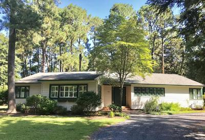 Southern Pines Single Family Home For Sale: 770 S Ridge Street