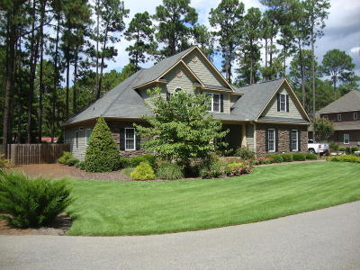 Moore County Single Family Home For Sale: 4 Glen Ross Drive