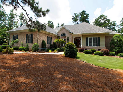 Pinewild Cc Single Family Home Active/Contingent: 27 Pinewild Drive