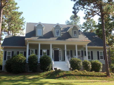 Jackson Springs Single Family Home For Sale: 31 Ridge Road