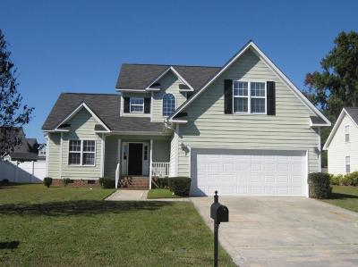Single Family Home For Sale: 169 Old Colony Place