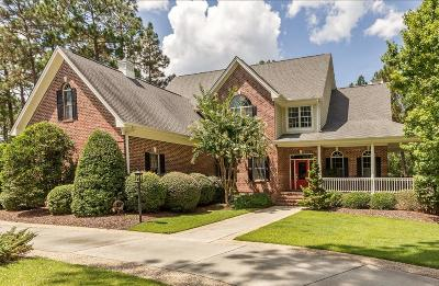 Pinehurst NC Single Family Home For Sale: $785,000