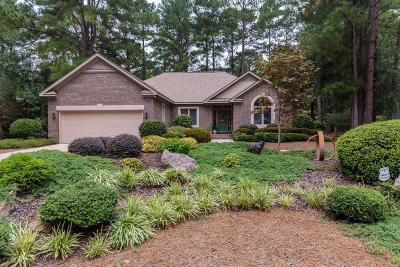 Pinehurst NC Single Family Home For Sale: $294,000