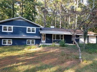 Whispering Pines Single Family Home Active/Contingent: 160 Lakeview Drive
