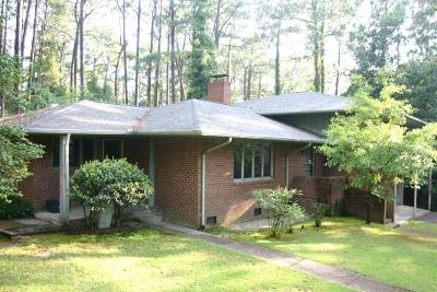 Southern Pines Single Family Home Active/Contingent: 185 Little Road