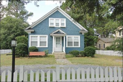 Old Town Single Family Home For Sale: 95 Woods Road