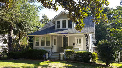 Pinehurst, Raleigh, Southern Pines Rental For Rent: 240 E Connecticut Avenue
