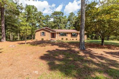 Carthage Single Family Home Active/Contingent: 3930 Mt Carmel Road