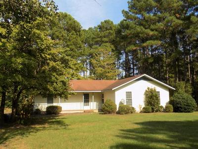 Moore County Rental For Rent: 212 Snoozing Pines Lane