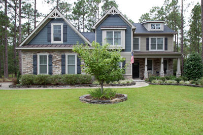 Southern Pines Single Family Home For Sale: 8 Deacon Palmer Place